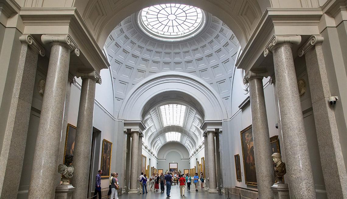 item 1 of Gallery image - Museo del Prado, Madrid, España - Museos más famosos del mundo