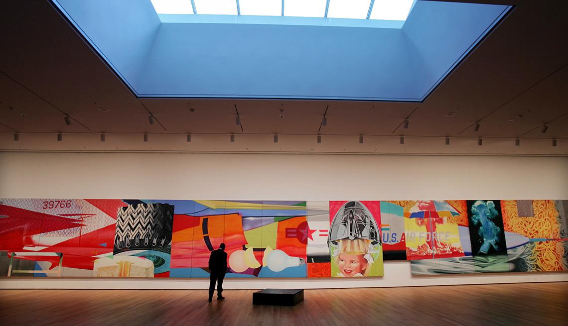 item 2 of Gallery image - MOMA, Nueva York - Museos más famosos del mundo