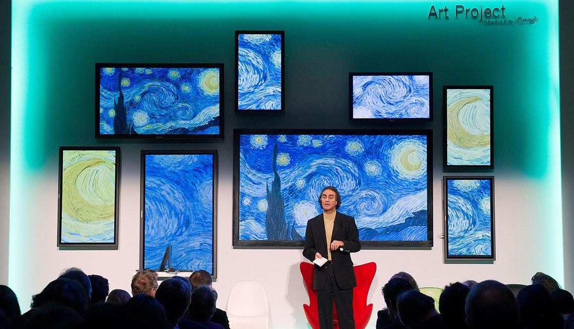 item 7 of Gallery image - Proyecto Online de Arte de Google - Museos más famosos del mundo