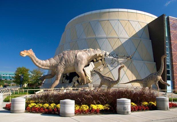 Museo de los Niños, Indianapolis - Museos más famosos del mundo