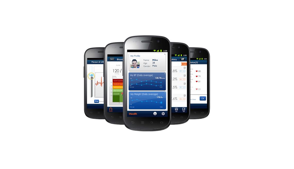 9 apps y aparatos que combaten la hipertensión