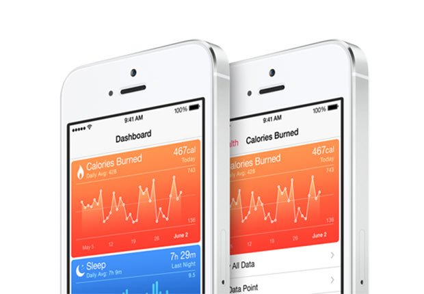 Apple HealthKit, Apps and Websites to Control Blood Pressure