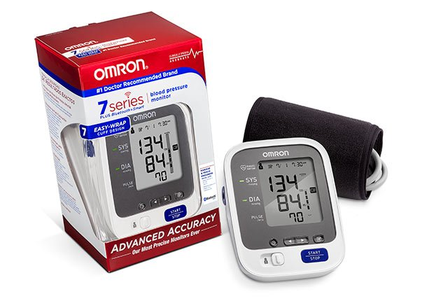 Omron Blood Pressure Monitor, Apps and Websites to Control Blood Pressure