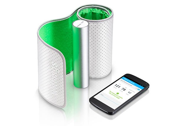 Withings Wireless Blood Pressure Monitor, Apps and Websites to Control Blood Pressure