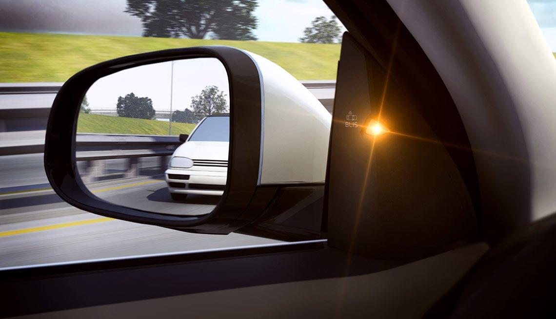 Car Technology: Blind spot monitor
