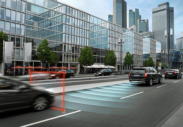 Última tecnología para automóviles: Sistema anti-colisión