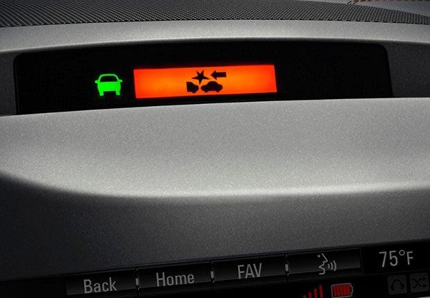 Última tecnología para automóviles: Alarma por cambio de carril