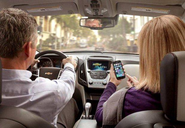 Última tecnología para automóviles: Punto de acceso Wi-Fi