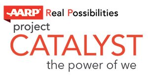 AARP Innovation@50+ New Project Catalyst Logo