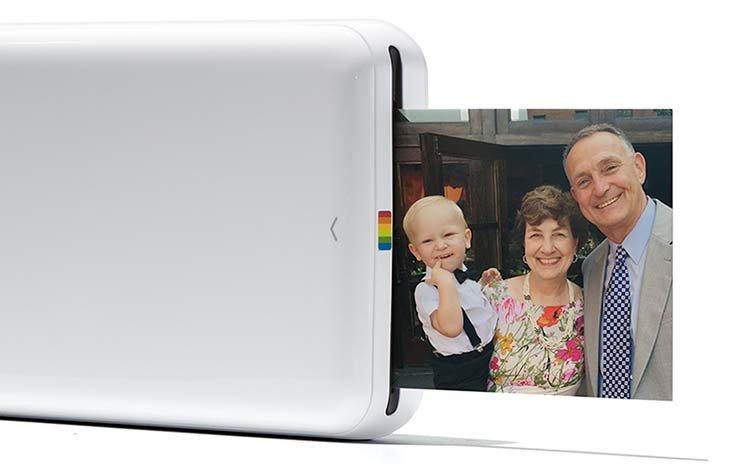 2016 Tech Guide, Polaroid Zip Instant Photo Printer