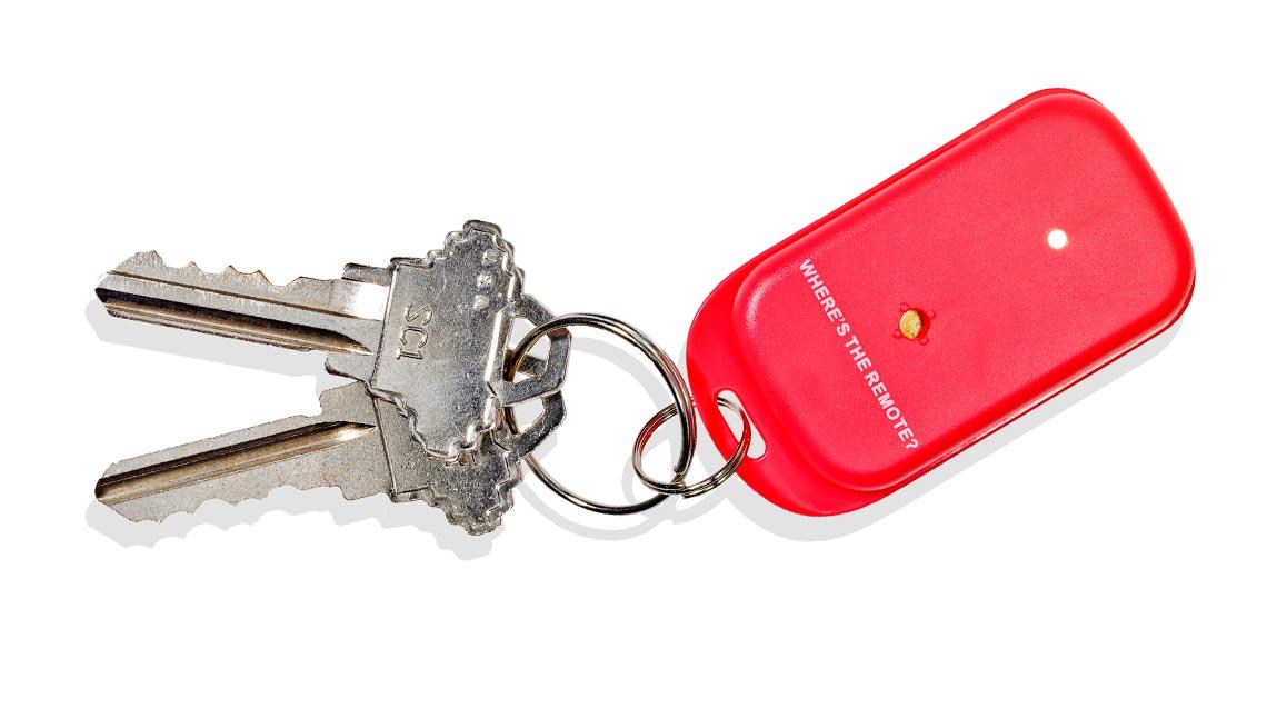 50-plus Tech Gear Guide -  key finder