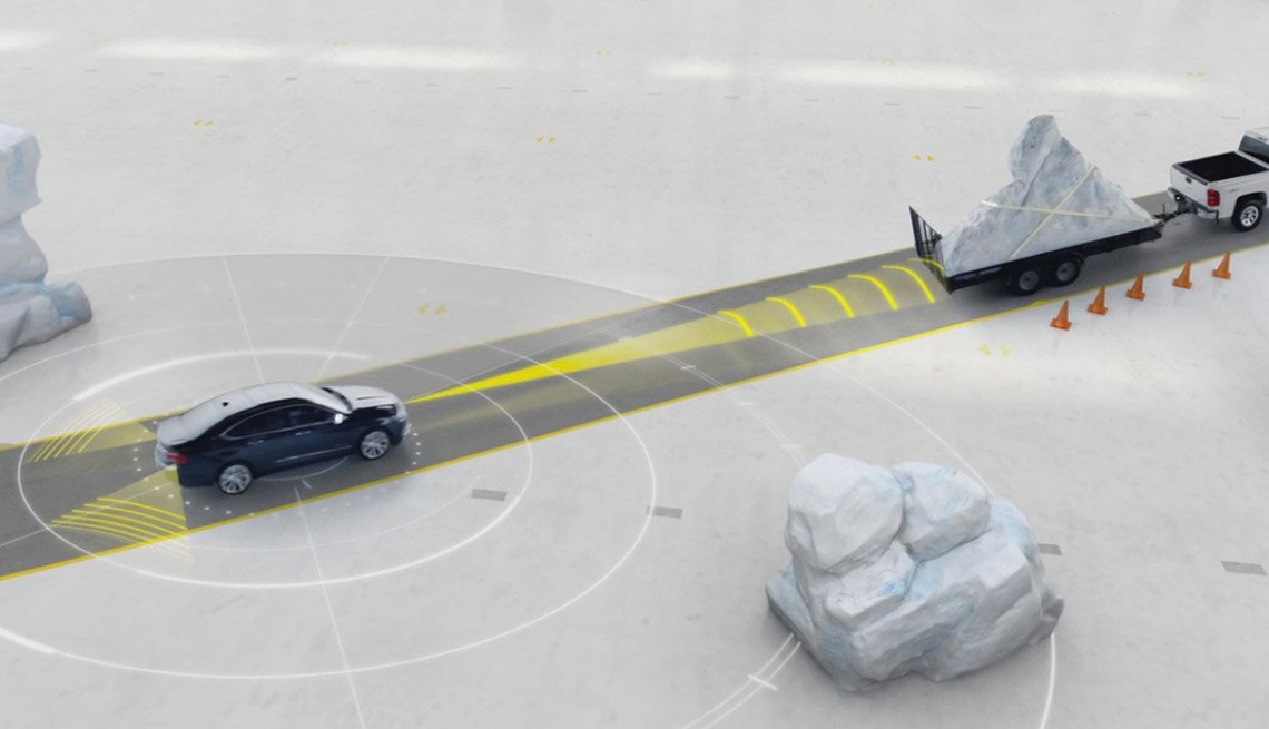 Latest high tech car features - Adaptive Cruise Control