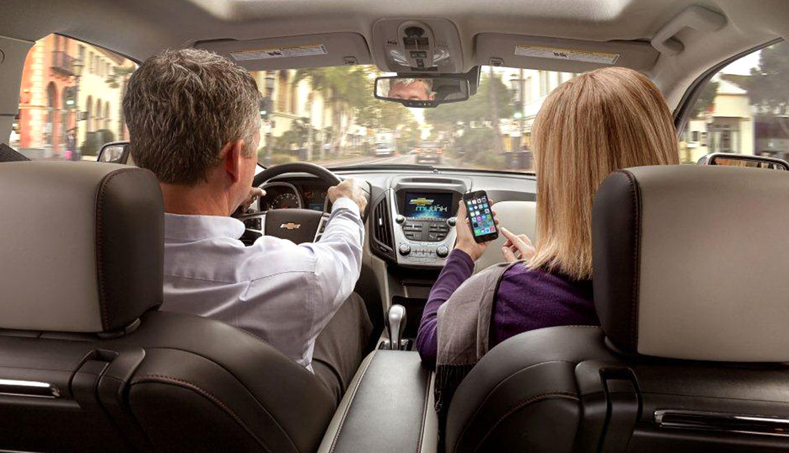Latest high tech car features - Built-In Wi-Fi Hot Spots