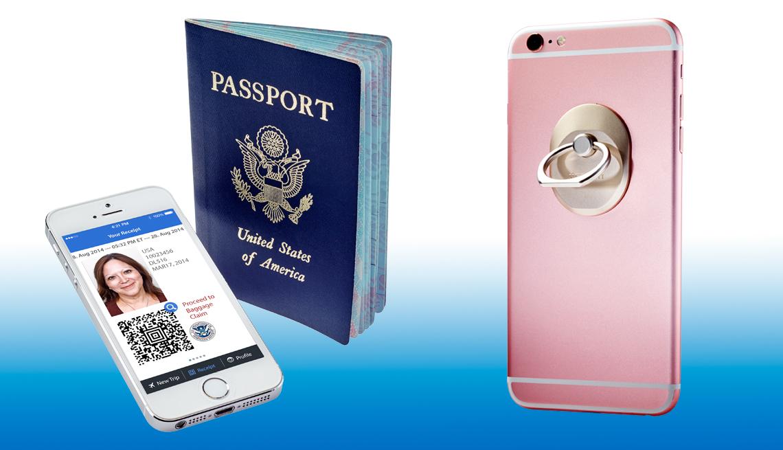 Tech Guide 2017 -  Mobile App Passport & Spigen Style Ring