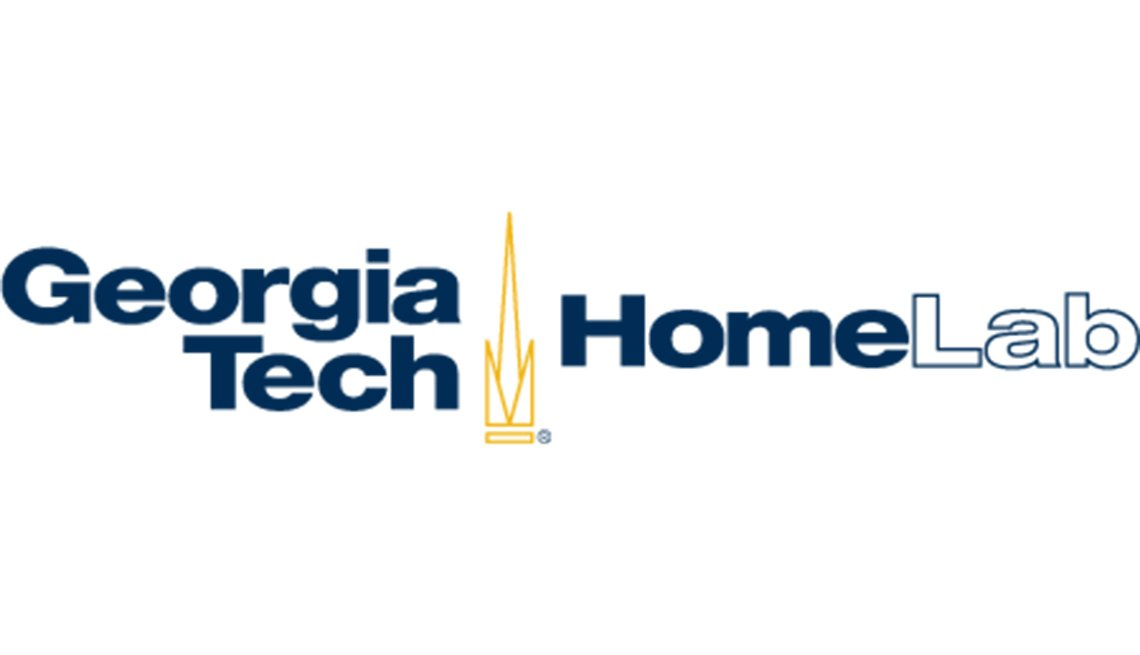 Georgia Tech Home Lab logo