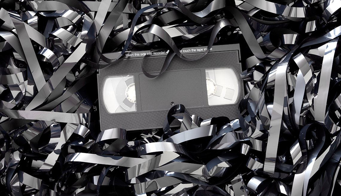 Digitize Your VHS Tapes Before it's Too Late
