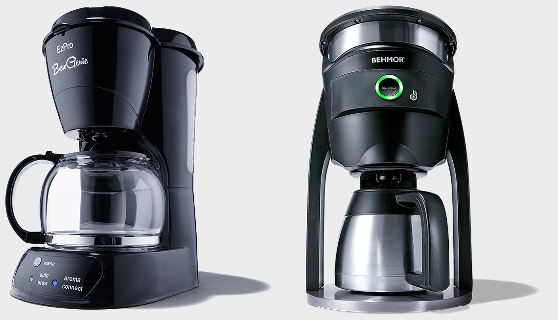 Technology to the rescue - coffee makers