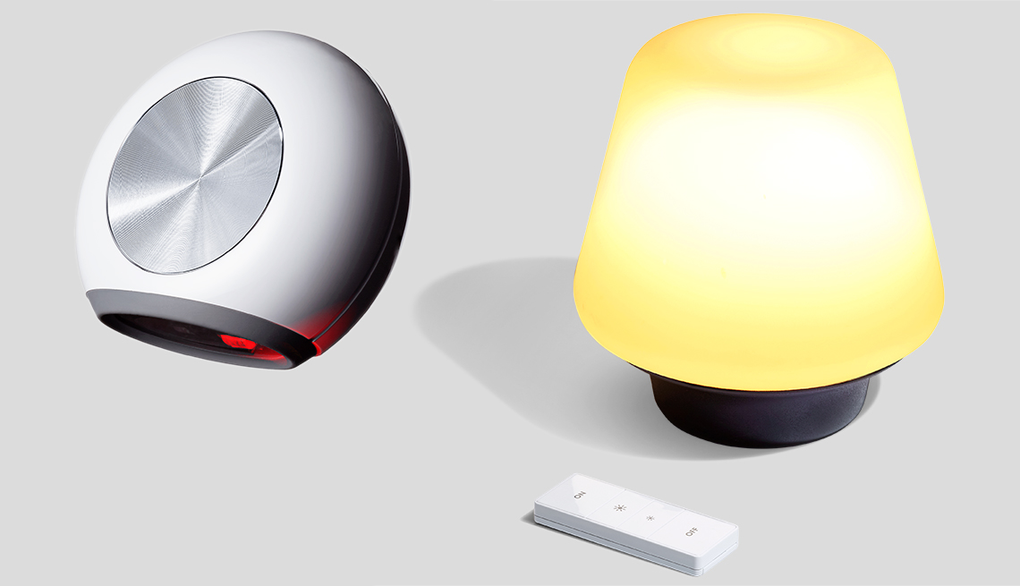 Technology to the rescue - Hiku  &  phillips Hue light