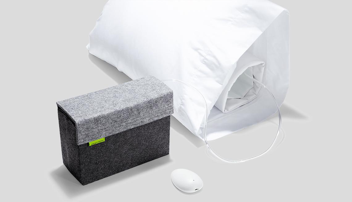 Almohada para personas que roncan