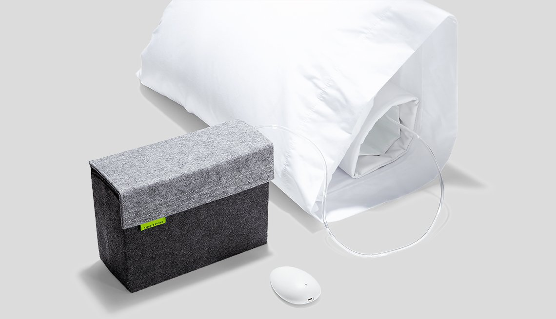 Technology to the rescue - Snoring pillow