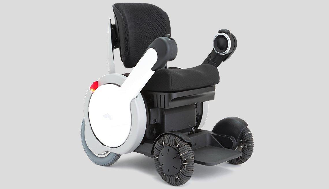 Silla de ruedas moderna