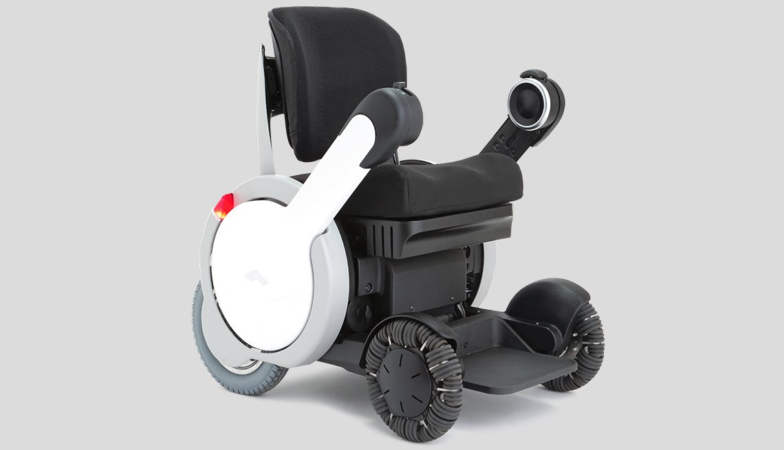 Technology to the rescue - Wheelchair