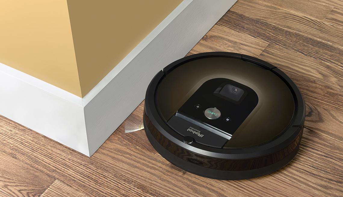 item 6 of Gallery image - Mejores regalos tecnológicos - iRobot Roomba 980