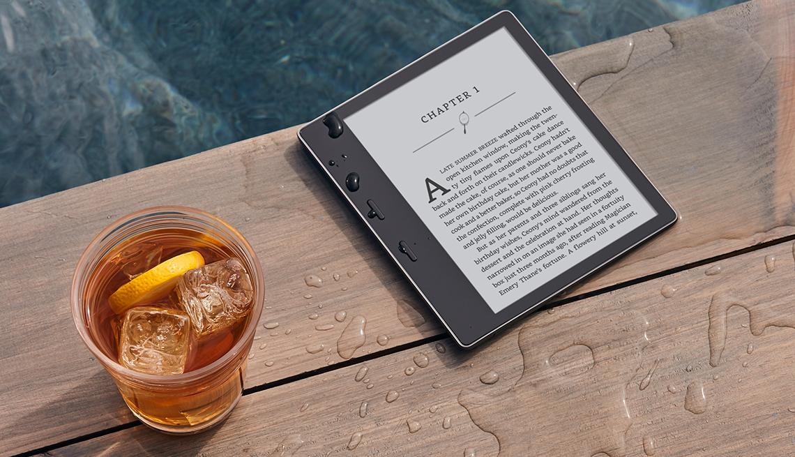 item 7 of Gallery image - Mejores regalos tecnológicos - Kindle Oasis