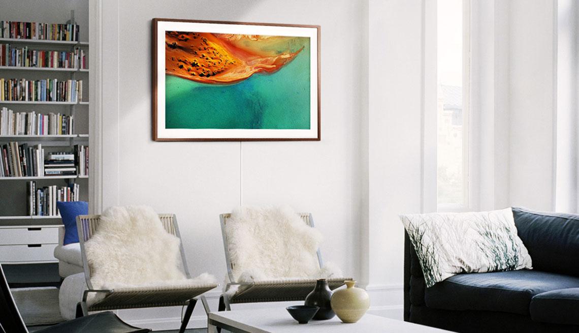 item 4 of Gallery image - Mejores regalos tecnológicos - The Frame, by Samsung