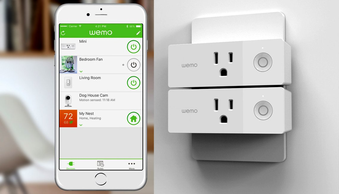item 9 of Gallery image - Mejores regalos tecnológicos - Wemo Mini Smart Plug