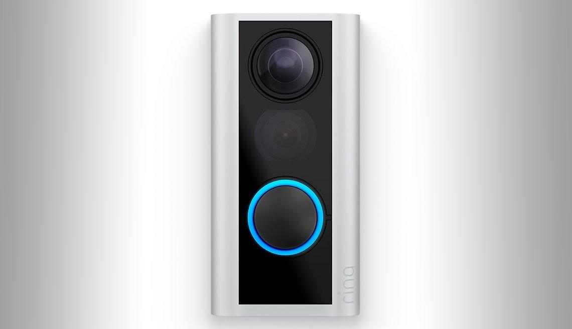 item 10, Gallery image. Tiene cámara y emite video.