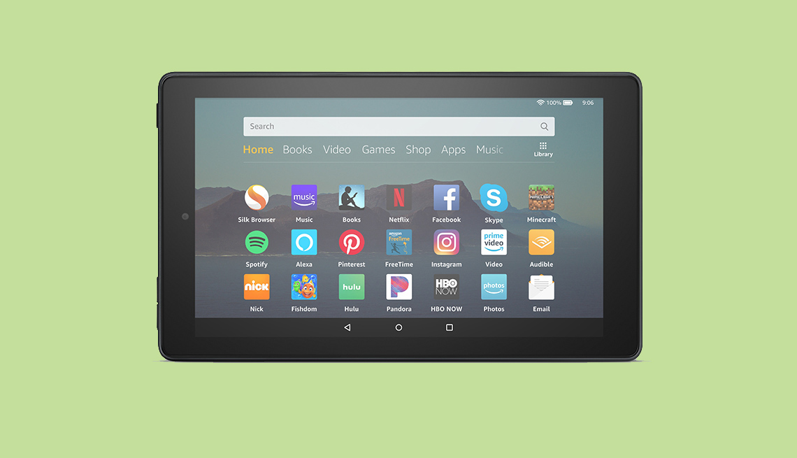 item 3 of Gallery image - Amazon Fire Tablet 7