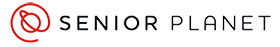Logo de Senior Planet