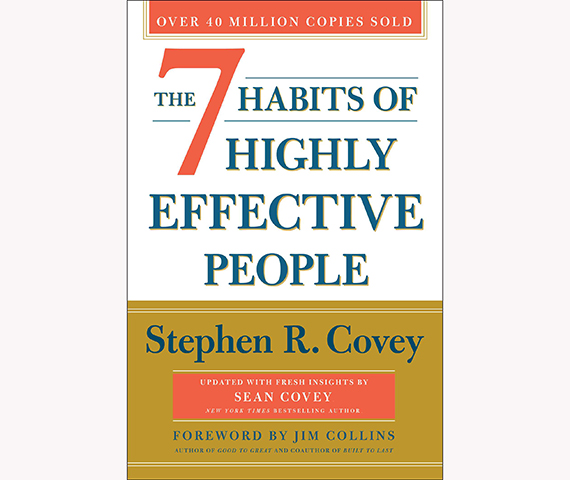 The Book Cover for 7 Habits of Highly Effective People