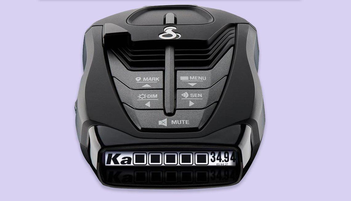 item 5 of Gallery image - Detector de radar