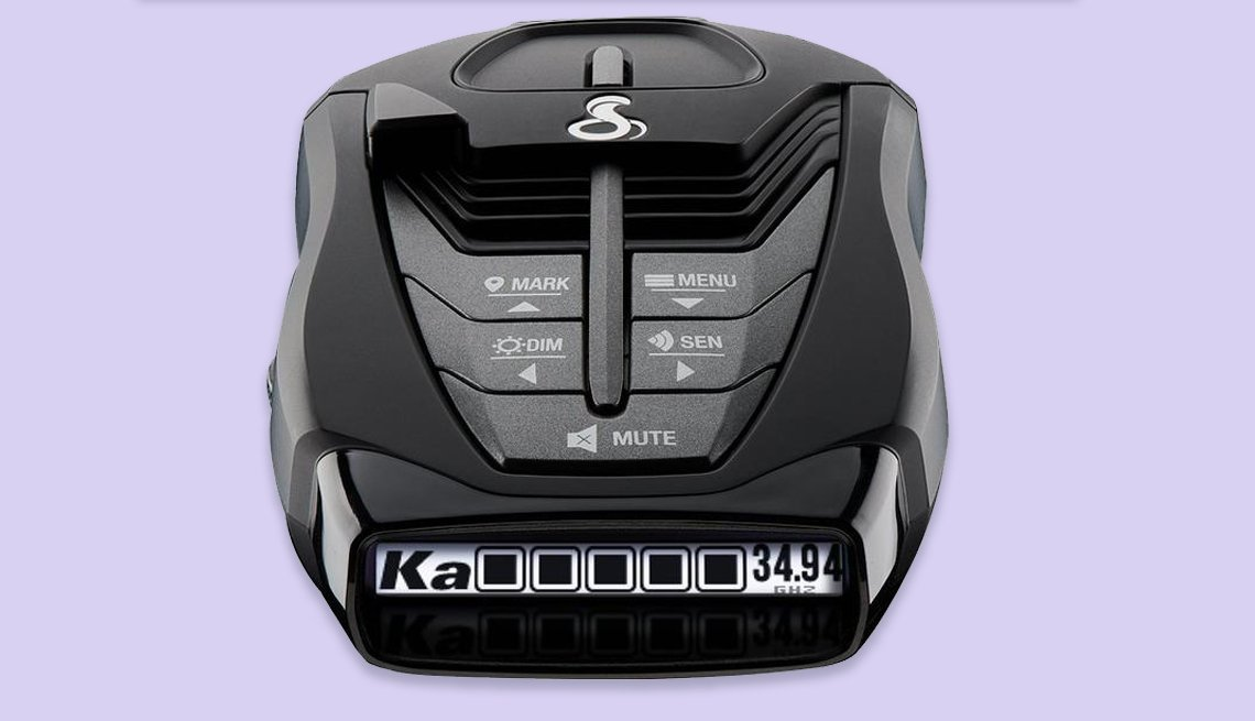 item 5 of Gallery image - Cobra RAD480i Radar detector
