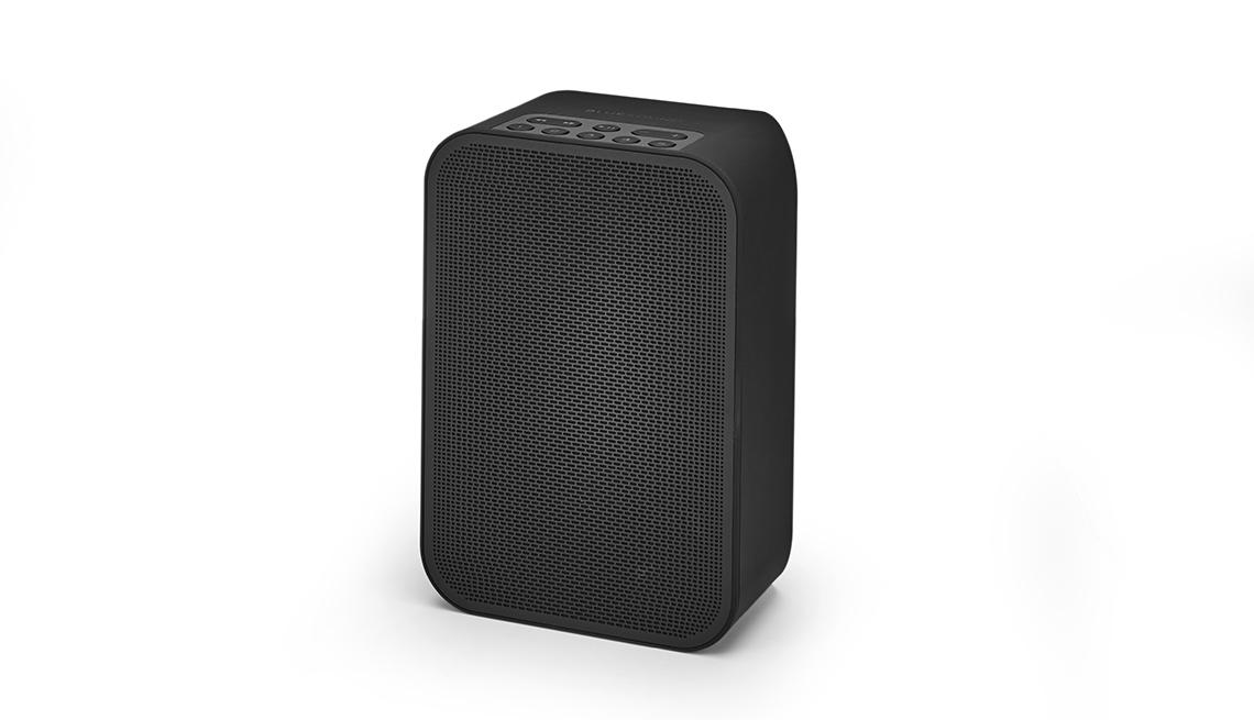 A Bluesound Pulse Flex 2i wireless speaker, taken on June 5, 2019. (Photo by Phil Barker/Future Publishing via Getty Images)