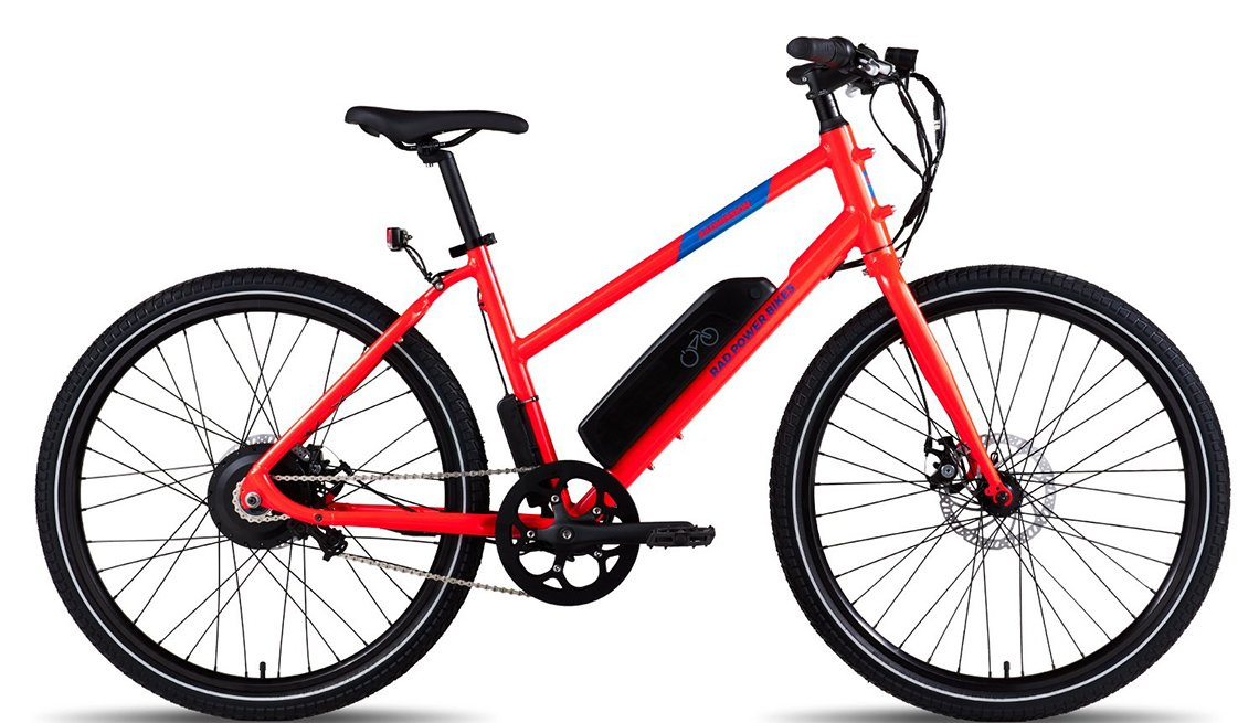 Bicicleta RadMission