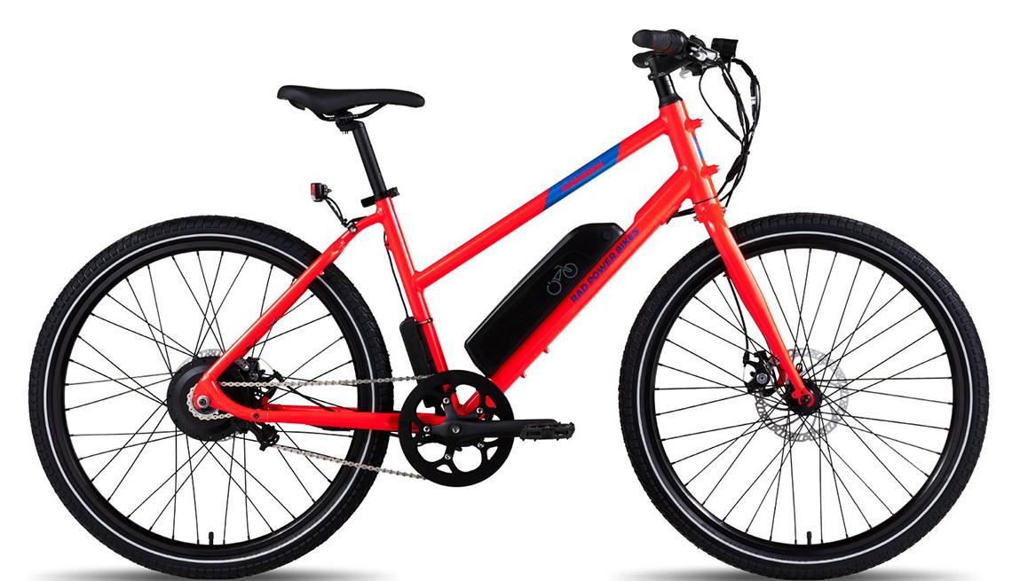 RadMission bike