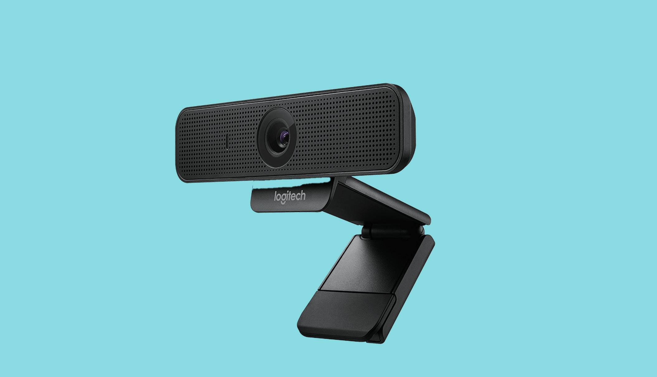 item 7 of Gallery image - Logitech Webcam
