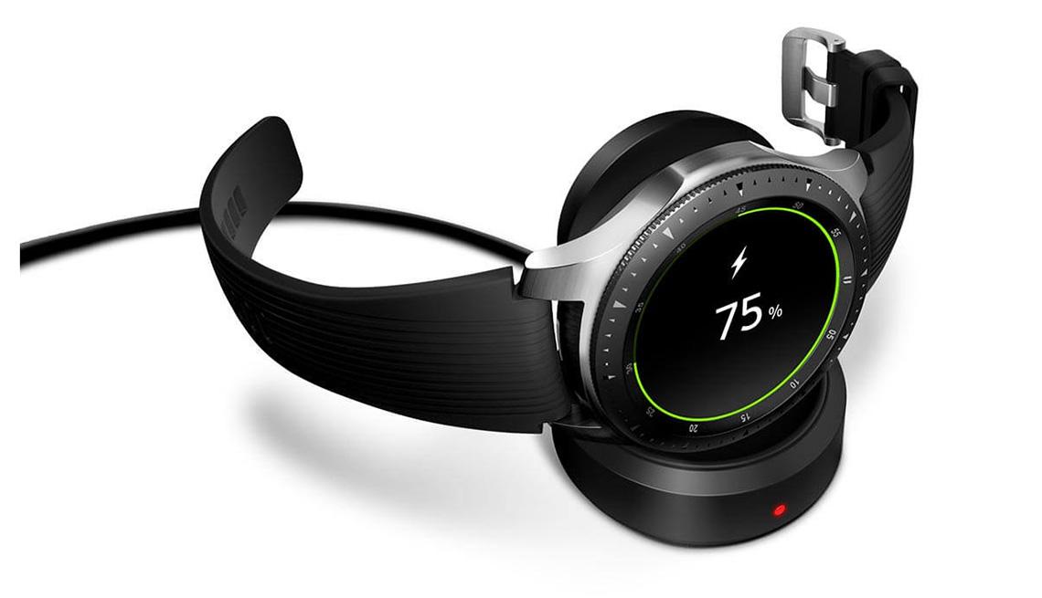 Imagen del reloj Samsung Galaxy Watch Charge S