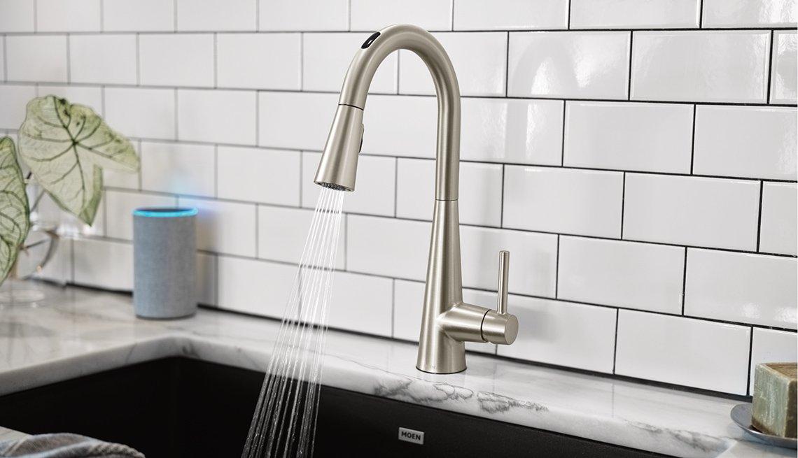 item 4 of Gallery image - Moen Smart Faucet