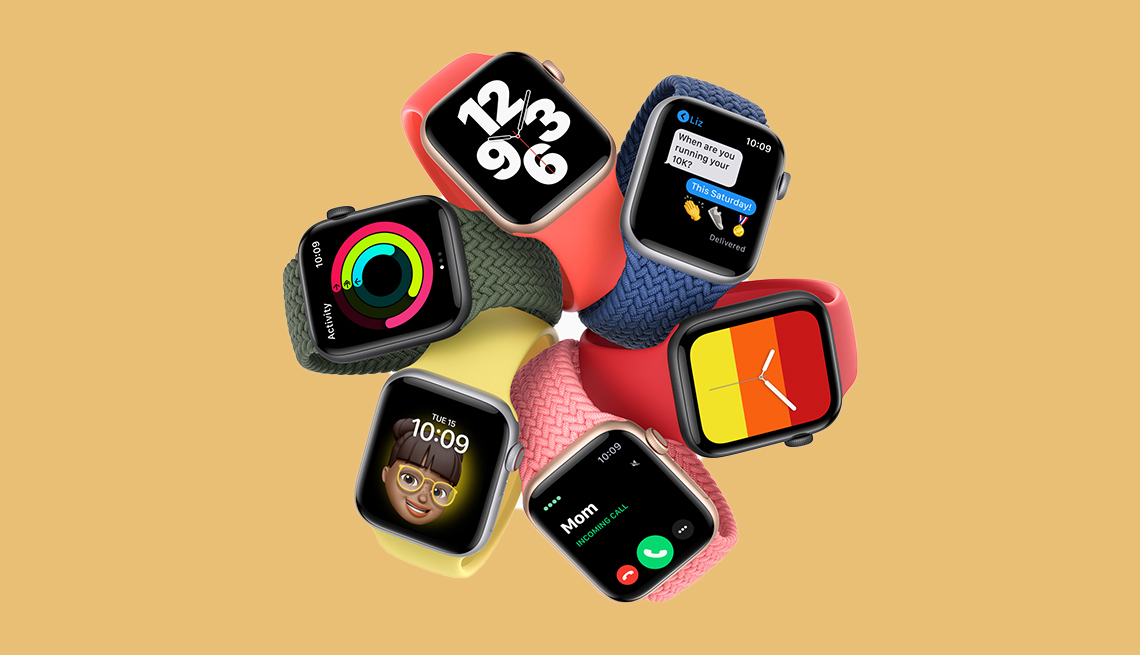 Relojes Apple SE