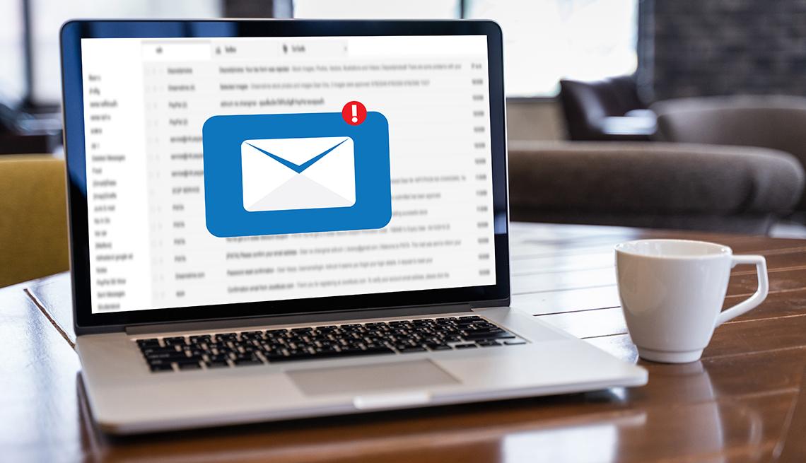 Email, inbox concept