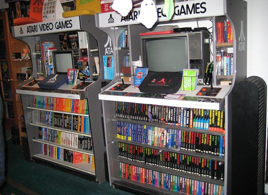 Rick Weis Atari Collection