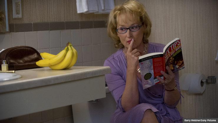 """Meryl Streep in """"Hope Springs"""""""