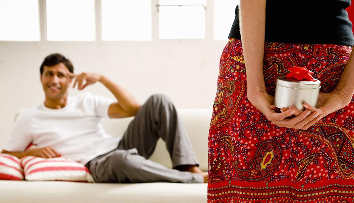 Juguetes sexuales para parejas mayores - Vibradores, anillos y otros