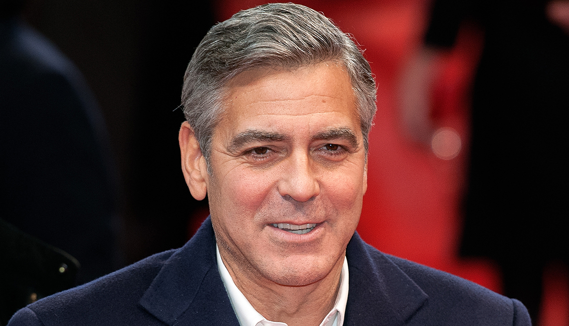 George Clooney's Midlife Course Correction