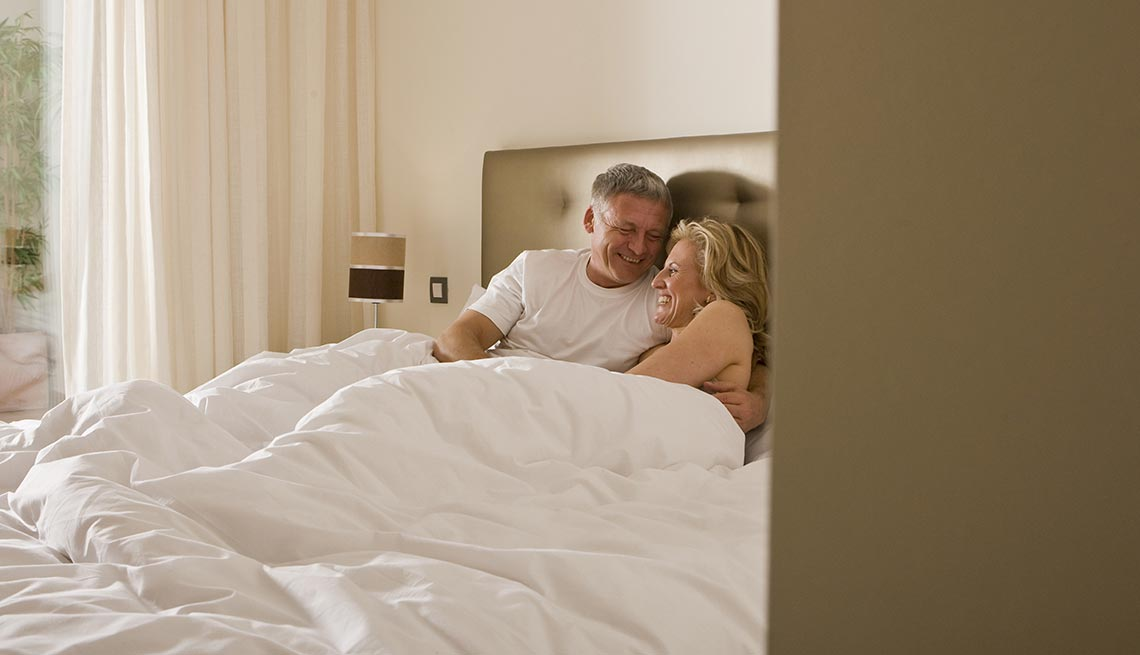 good communication in the bedroom leads to happiness and fulfillment