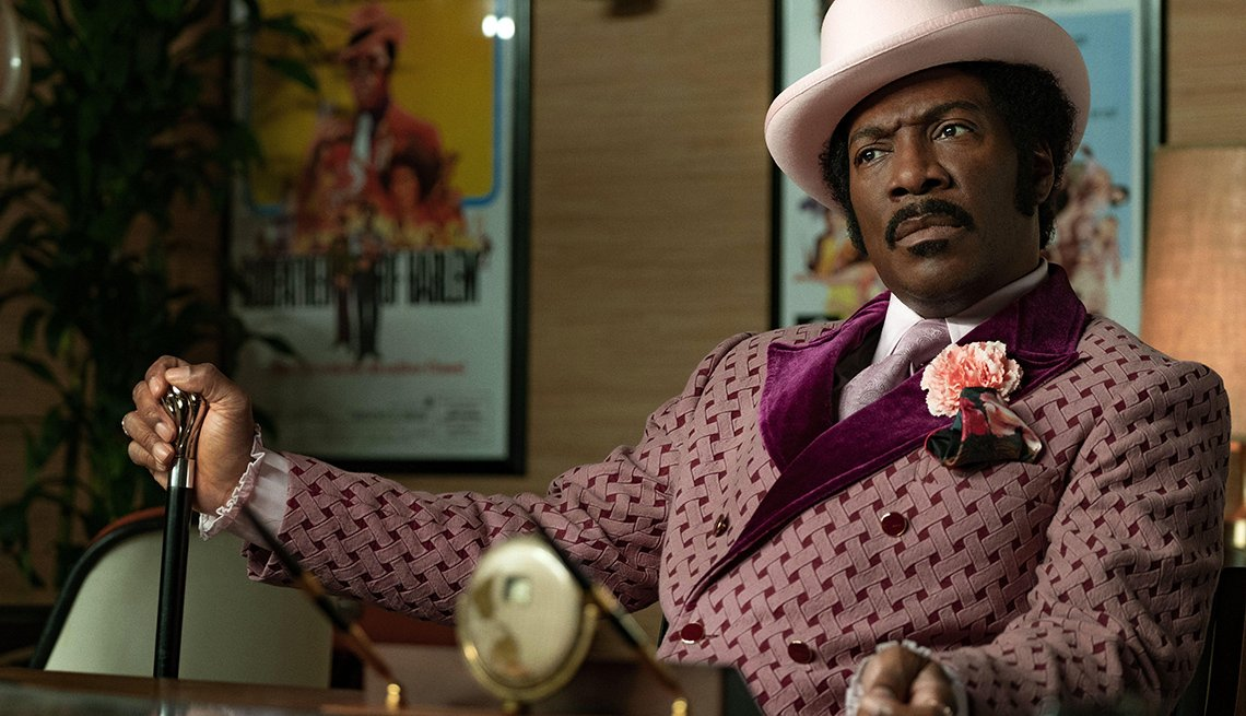 Photograph of Eddie Murphy in DOLEMITE IS MY NAME
